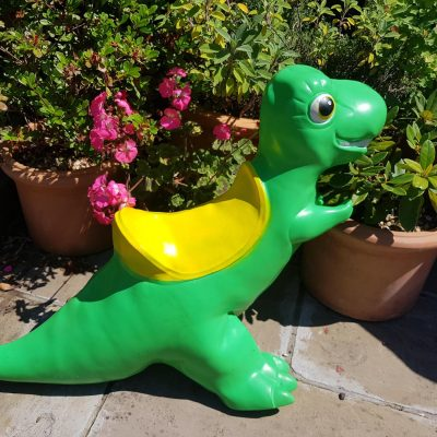 Dinosaur Hopper