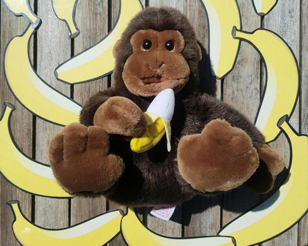 Jungle Party Bananas Game