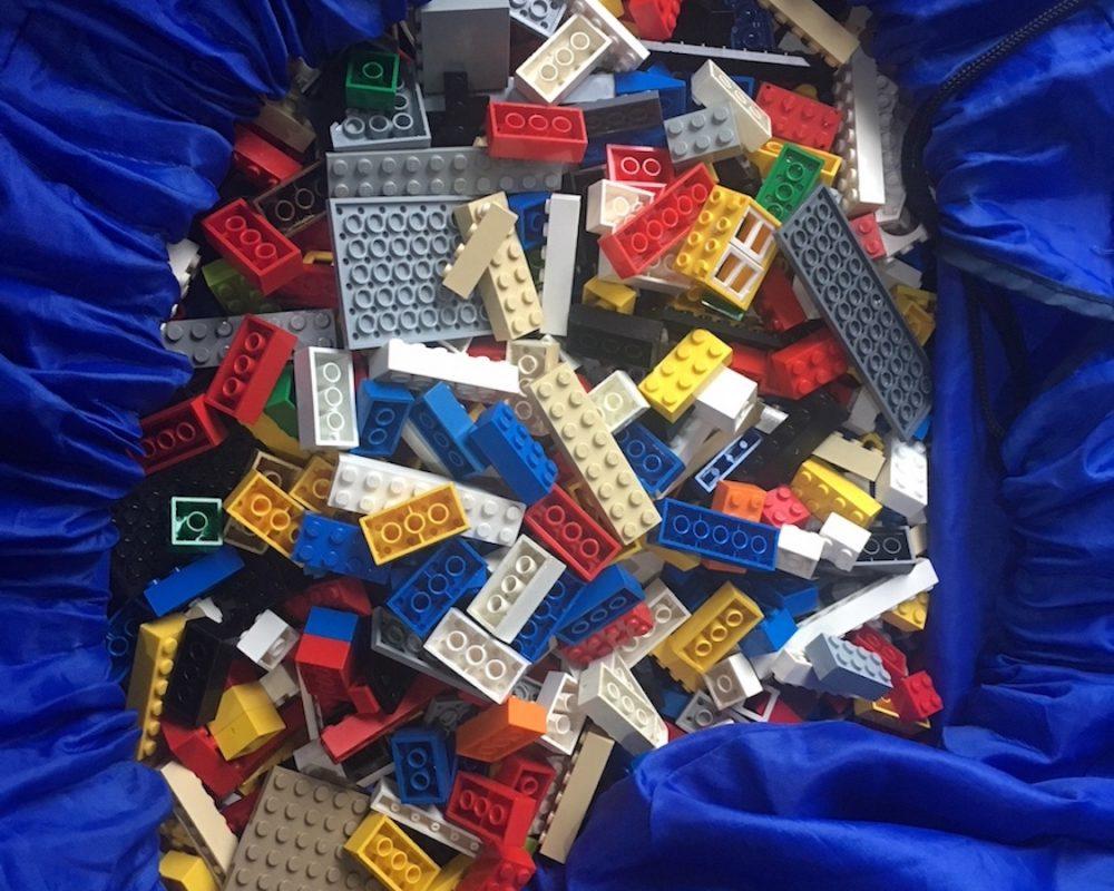 Lego Party Playmat
