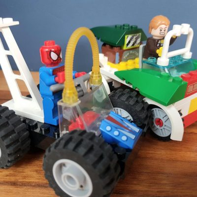 Lego Party Supercars