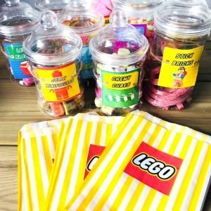 Lego Party Sweet Shop