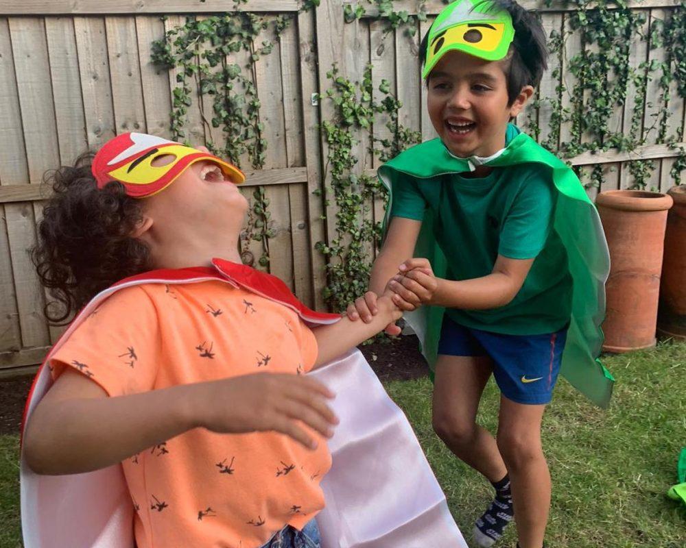 Ninjago Party Children