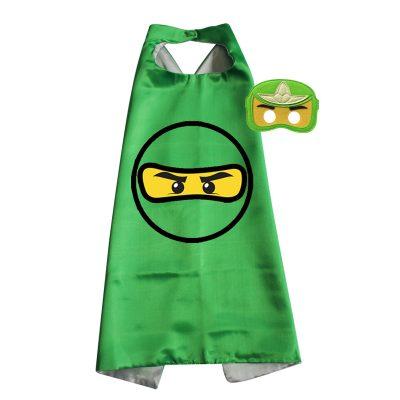 Ninjago Costume Green Ninja
