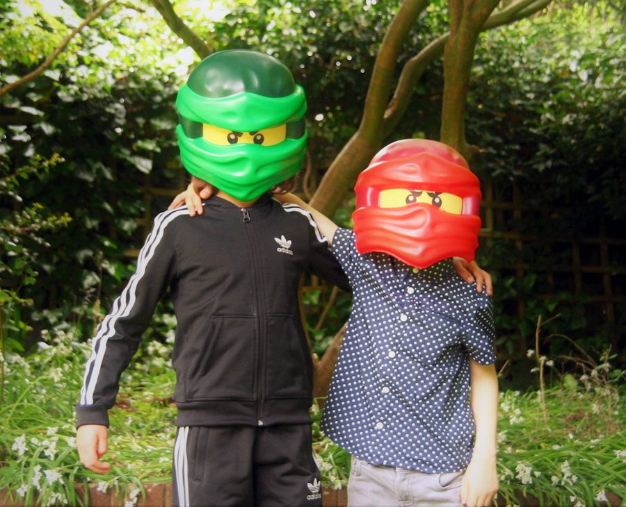 Ninjago Masks