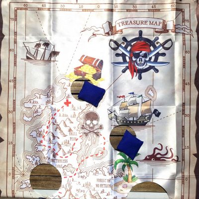 PIrate Map Game