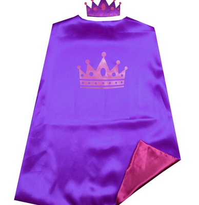 Princess Party Cape