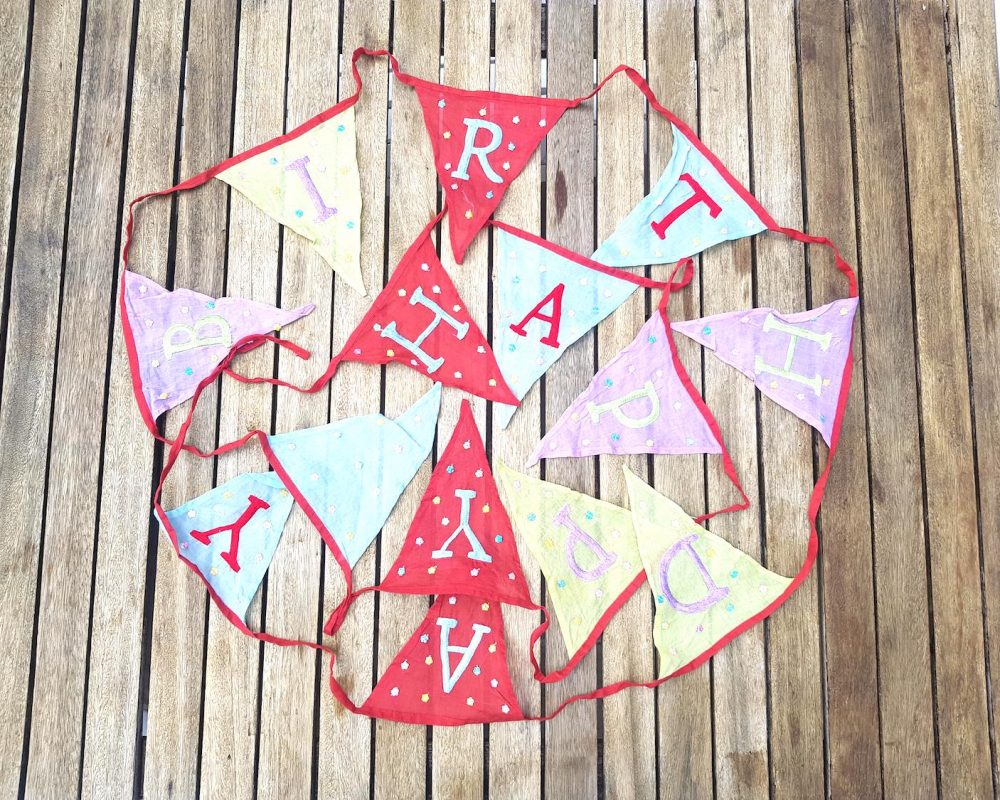 Princess Birthday Bunting