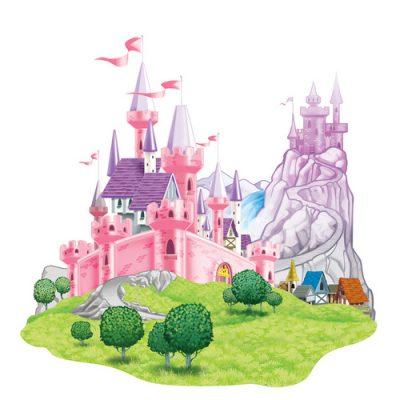 Princess Party Castle