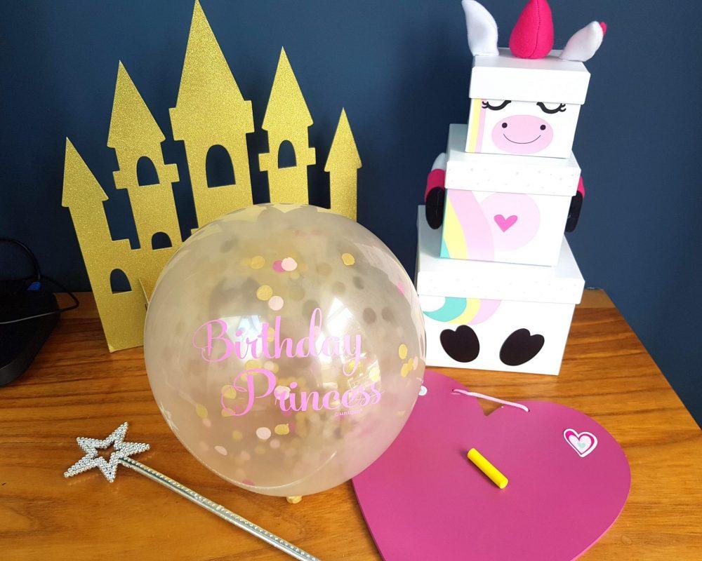 Princess Party Props