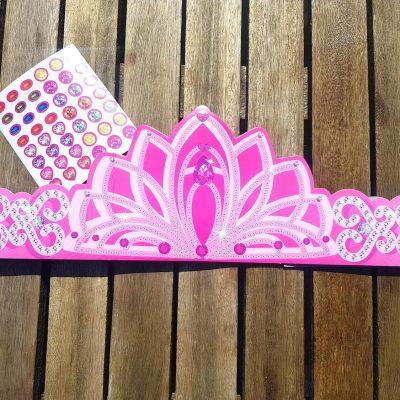 Princess Tiara Crafts