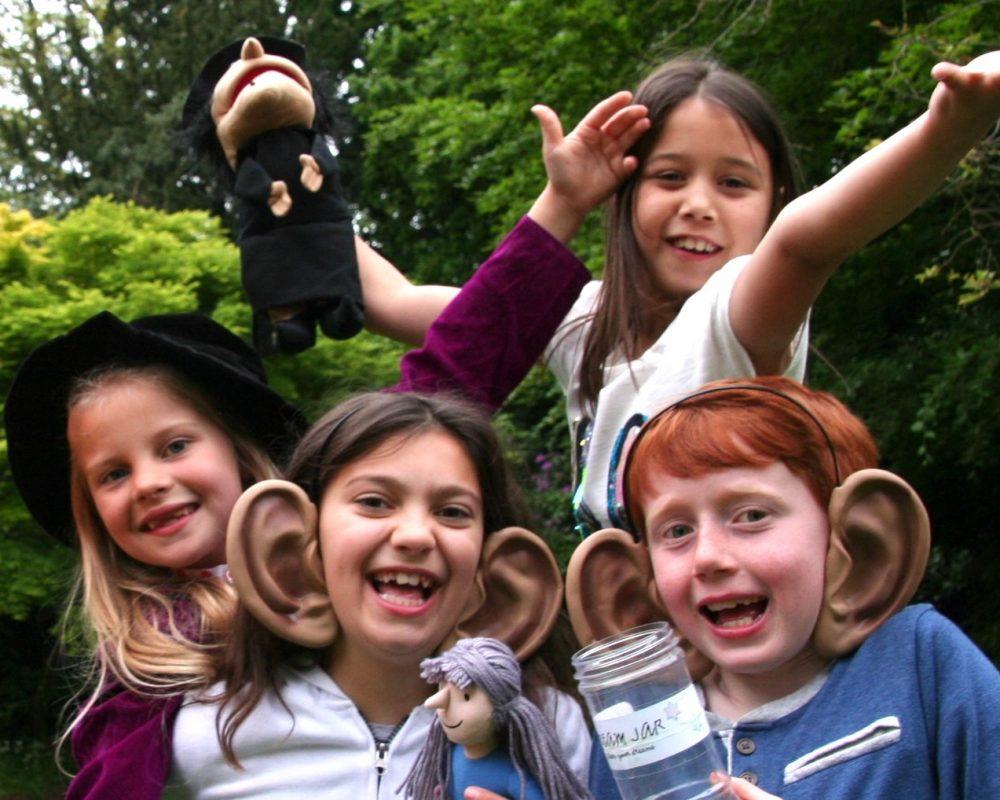 Roald Dahl Party Children