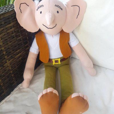 Roald Dahl BFG toy