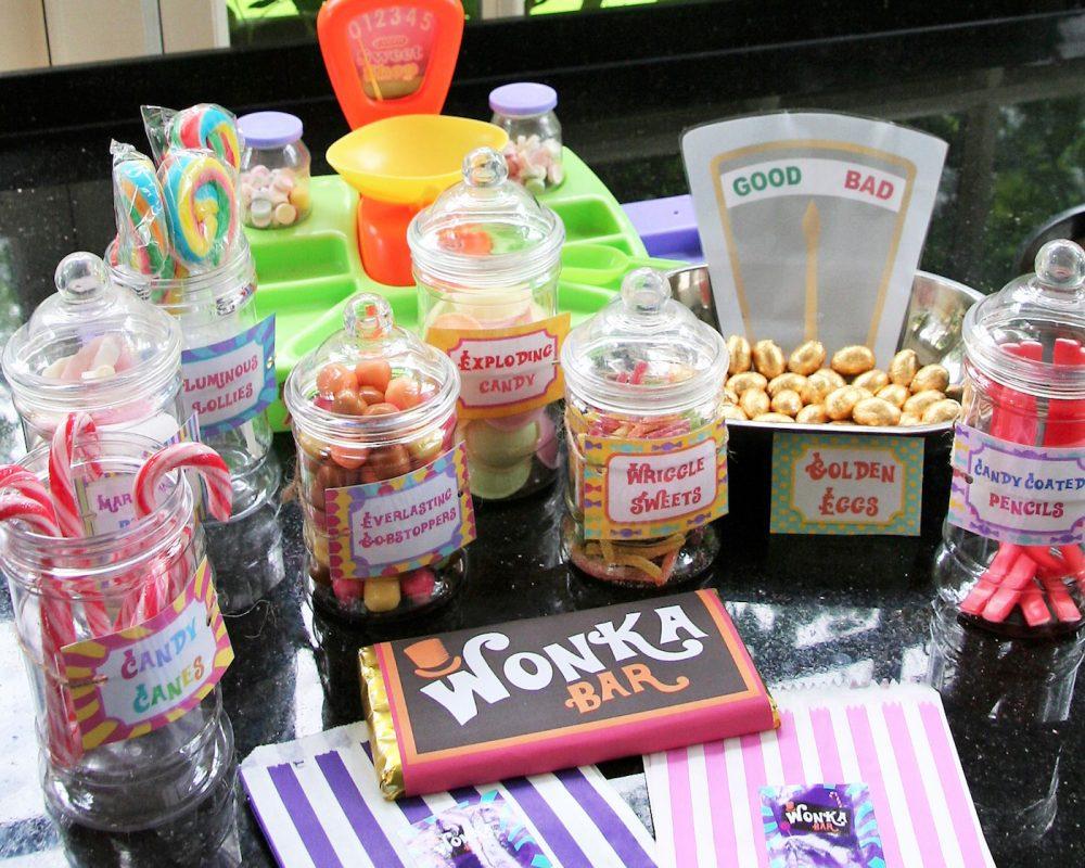 Wonka Sweet Shop