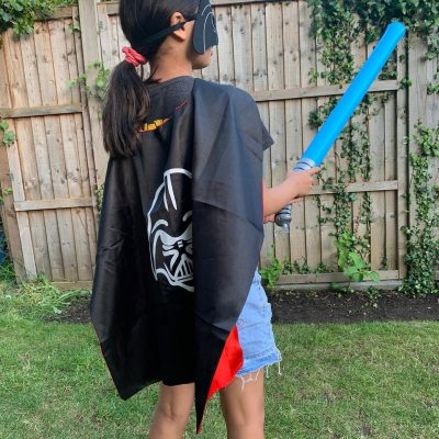 Star Wars Party Kids Costume
