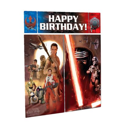 Star Wars Party Wall Decoration
