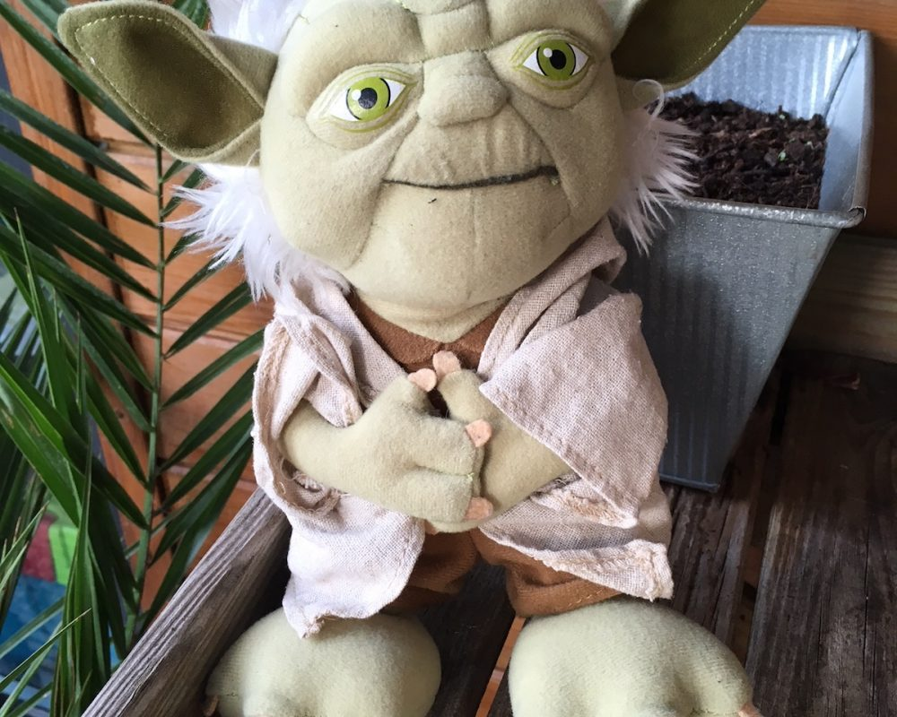 Star Wars Yoda Toy