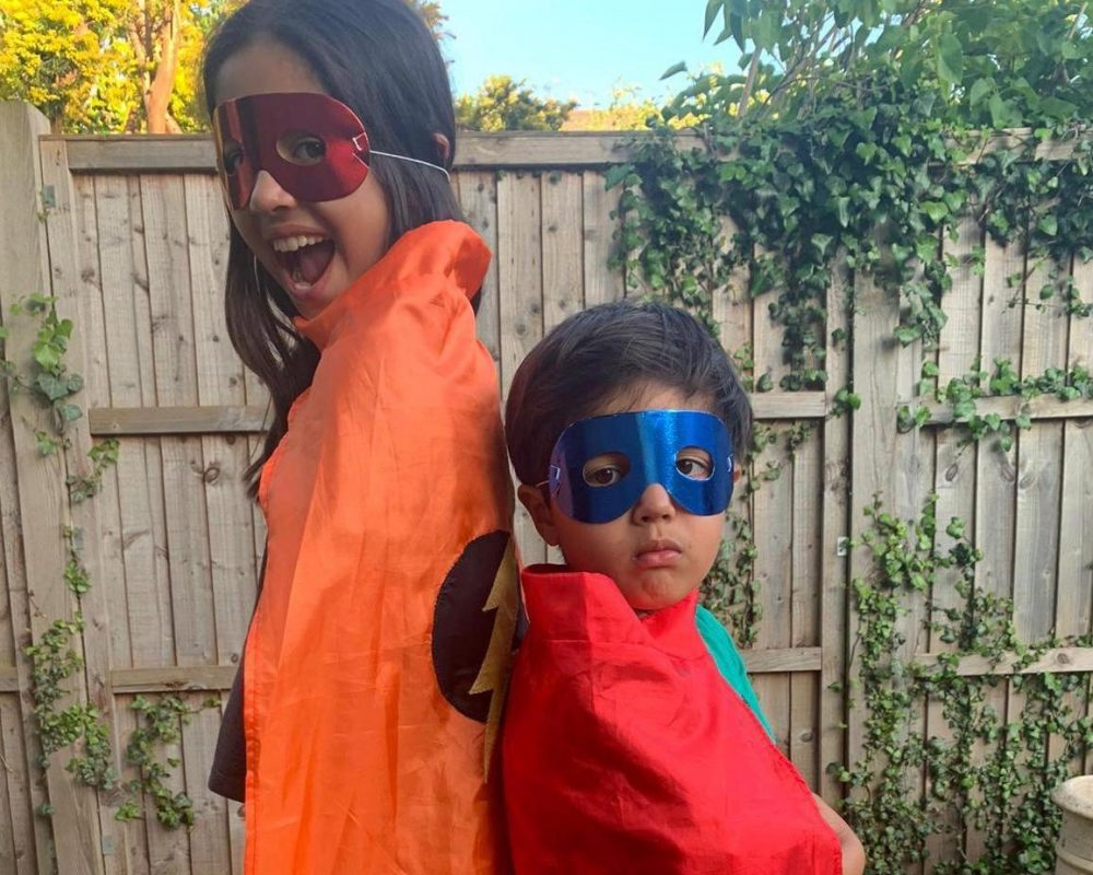 Superhero Party Costumes