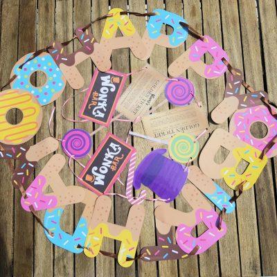 Wonka Party Decorations