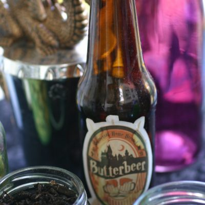 Harry Potter Party Butterbeer