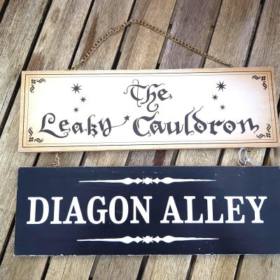 Harry Potter Signs