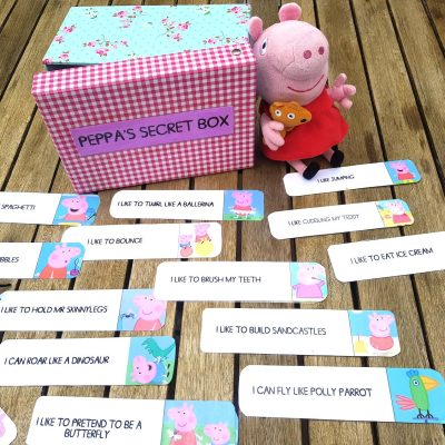 Peppa Pig Party Game