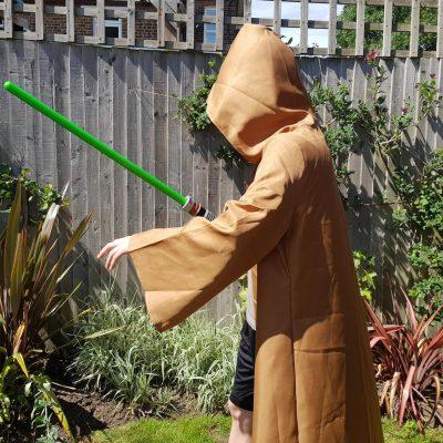 Star Wars Jedi Costume
