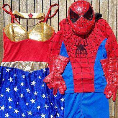 Superhero Party Spiderman
