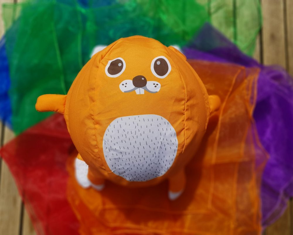 Toddler Party Balloon Ball