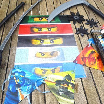 Ninjago Party Games
